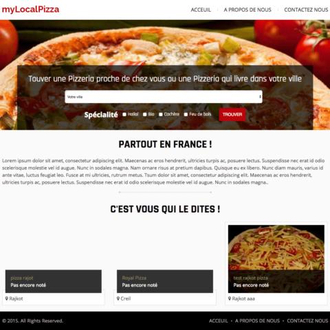 MyLocalPizza