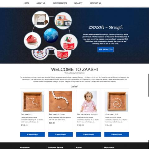 Zaashi